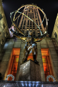 Atlas, New York City