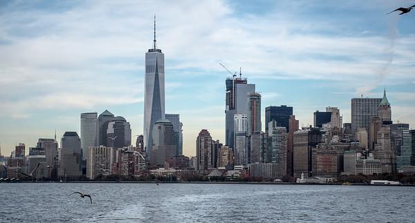 New York City 2016