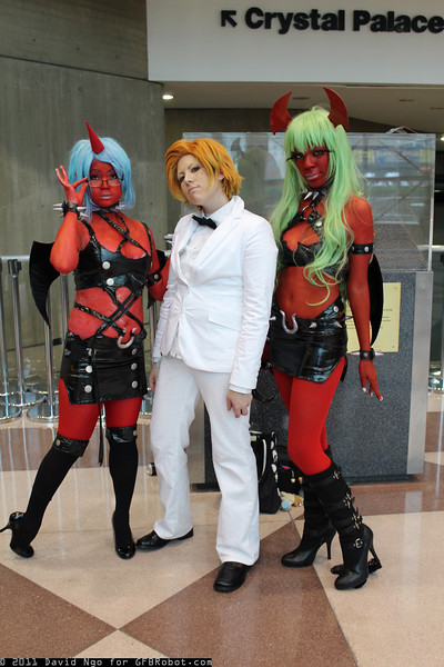 Kneesocks, Brief, and Scanty
