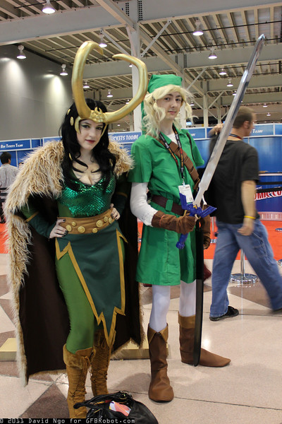 Loki and Link