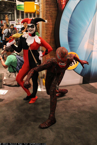 Harley Quinn and Carnage