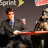 Matt Murdock and Dr. Doom