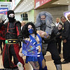 Ermac, Kitana, and Smoke