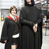 Hermione Granger and Severus Snape