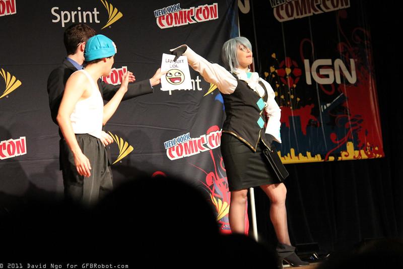 Matt Murdock, Phoenix Wright, and Franziska von Karma