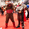 Juggernaut and Thor