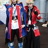 Jin Kisaragi and Ragna the Bloodedge