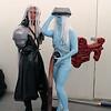 Sephiroth and Jenova