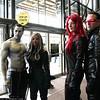 Colossus, Rogue, Jean Grey, and Cyclops