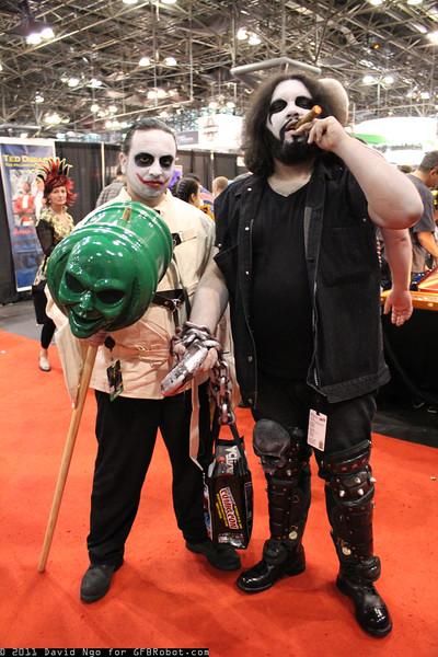 Joker and Lobo