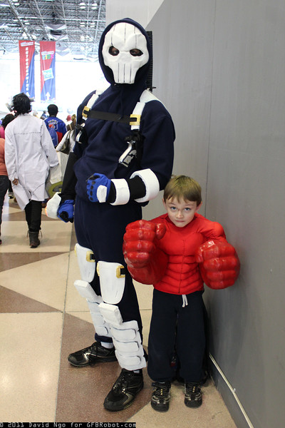 Taskmaster and Red Hulk