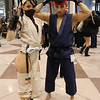 Ibuki and Evil Ryu