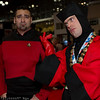 William Riker and Q