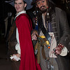 Will Turner and Captain Jack Sparrow