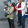 Ramona Flowers, Deadpool, and Gideon Graves
