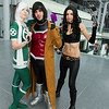 Rogue, Gambit, and X-23