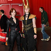 Black Widow and Loki