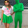 Sailor Jupiter and Green Man