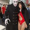 Graf Orlock and Vampirella
