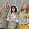 Piper Chapman, Lorna Morello, and Nicky Nichols