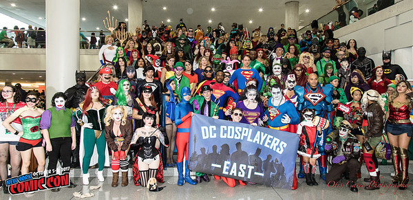 NY Comic Con 2017 DC Universe (Friday)