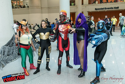 NY Comic Con 2017 Friday Gallery