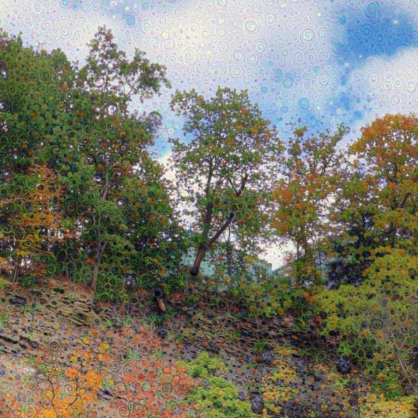 Ithaca Falls - Detail #2