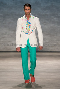 Mercedes-Benz Fashion Week w/ B. MICHAEL AMERICA