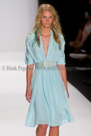Mercedes-Benz Fashion Week w/ Badgley Mischka