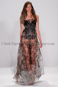 Mercedes-Benz Fashion Week w/ Badgley Mischka