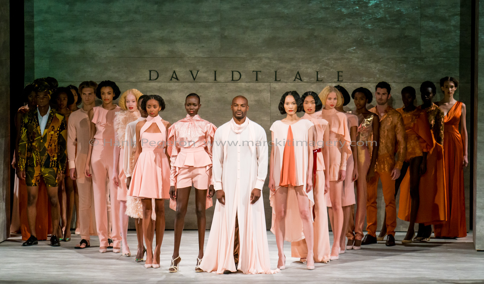 Mercedes-Benz Fashion Week w/ David Tlale