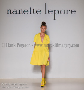 Mercedes-Benz Fashion Week w/ Nanette Lepore