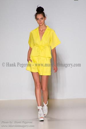 Mercedes-Benz Fashion Week w/ Nanette Lepore