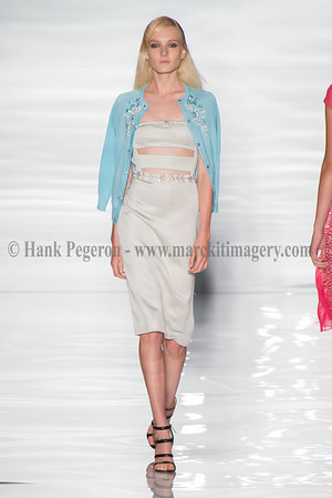 Mercedes-Benz Fashion Week - Reem Acra