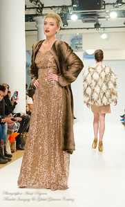 Global Glamour Casting Produced by The Fashion Gallery. Designer: Elsa Dunn Photographer: Hank Pegeron