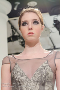 Global Glamour Casting Produced by The Fashion Gallery. Designer: Leanne Marshall Photographer: Hank Pegeron