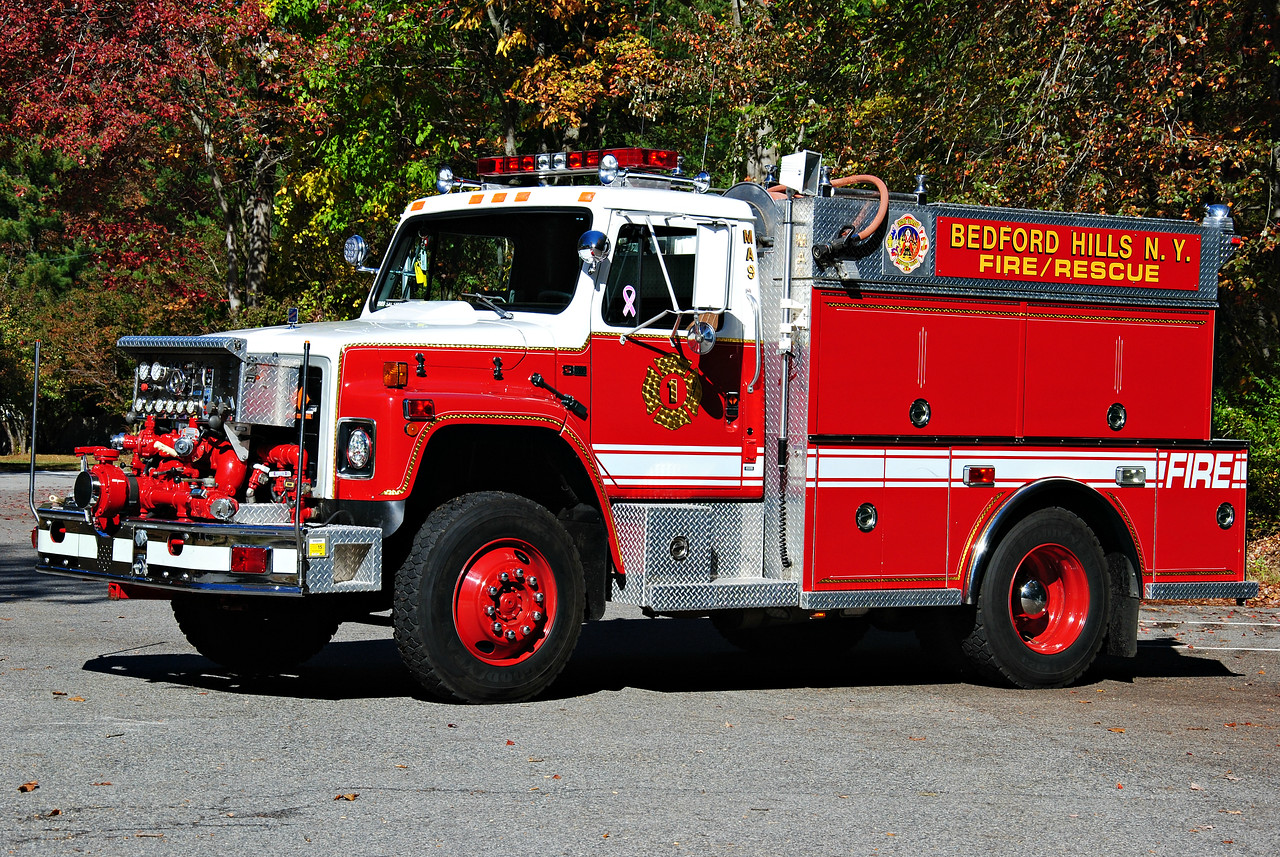 Bedford Hills Fire Department, Bedford Hills Mini Attack 9
