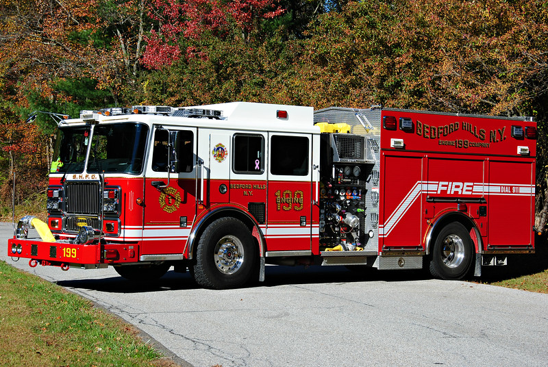 Bedford Hills Fire Department Engine 199