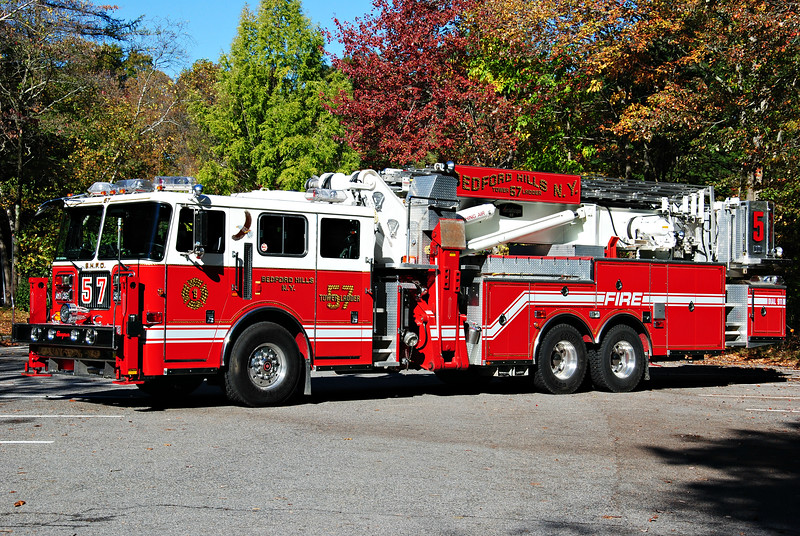 Bedford Hills Fire Department Tower 57