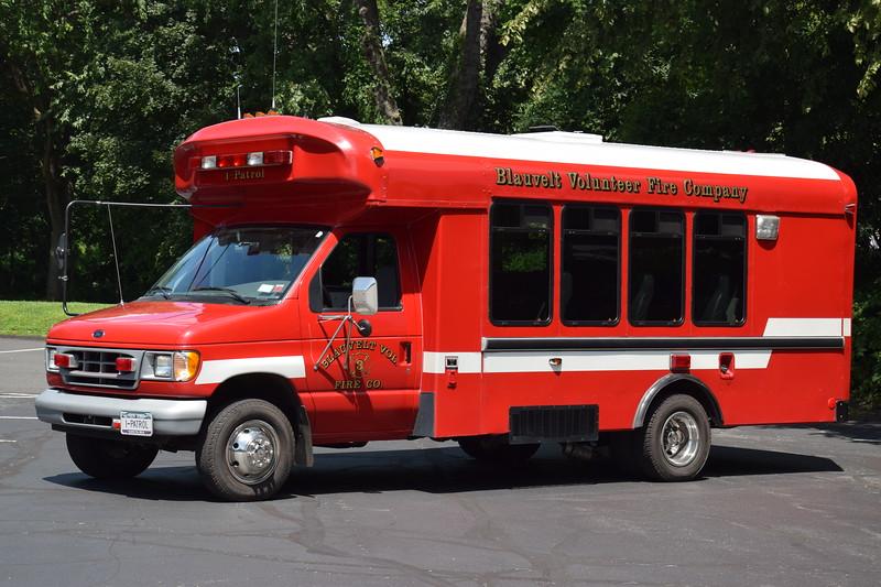 Blauvelt Fire Company 1-Patrol
