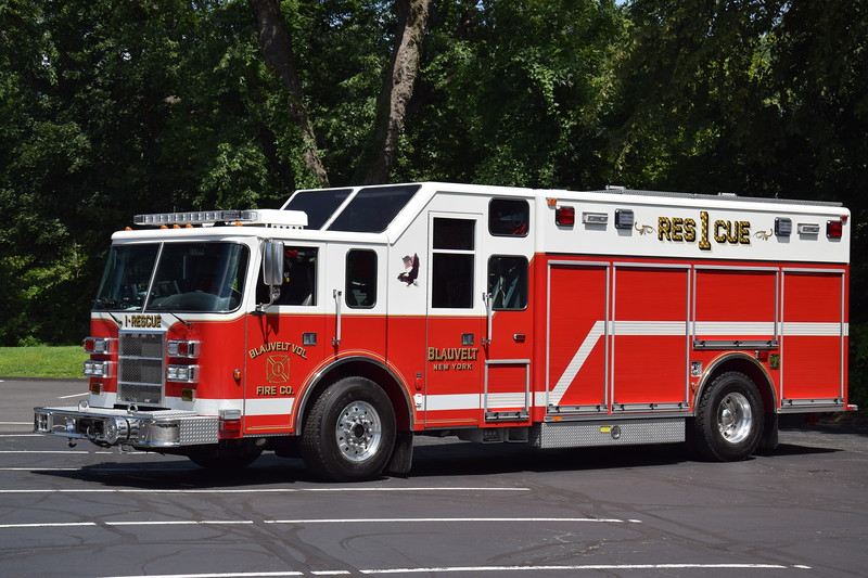 Blauvelt Fire Company 1-Rescue
