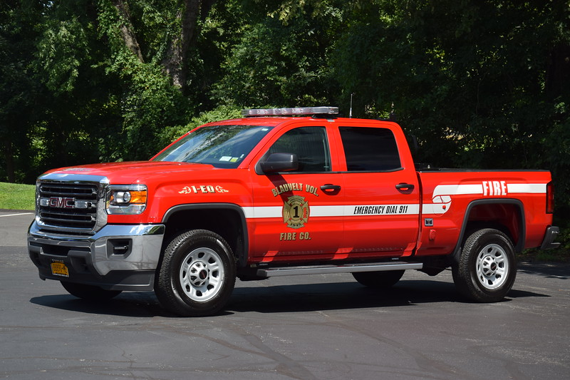 Blauvelt Fire Company 1-EQ