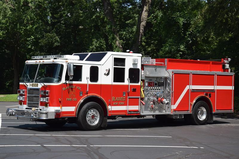 Blauvelt Fire Company 1-2002