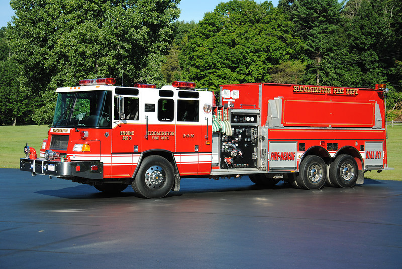 Bloomington Fire Department Engine 18-30