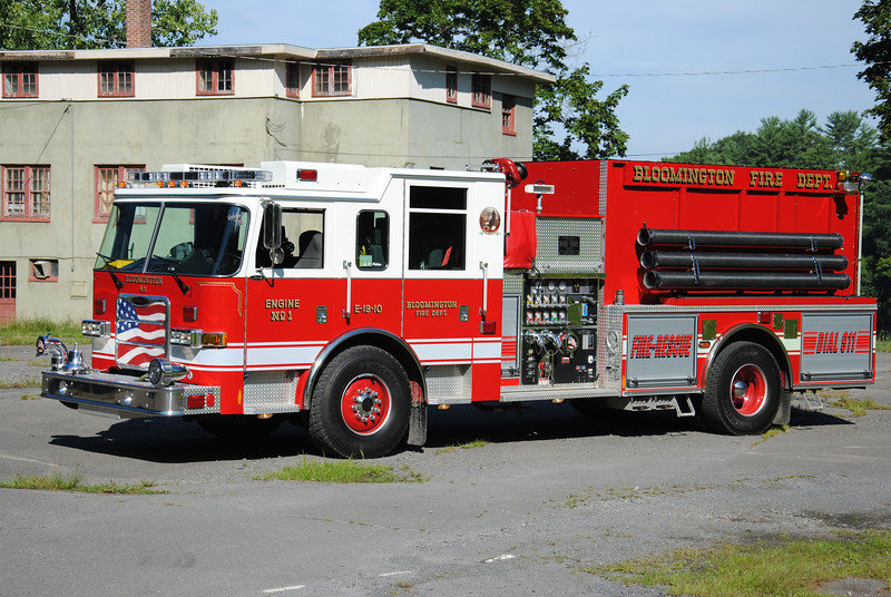 Bloomington Fire Department Engine 18-10