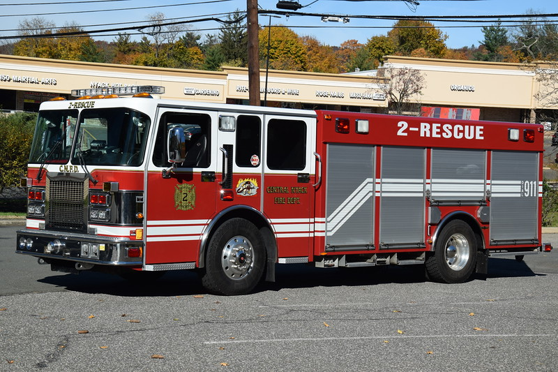 Central Nyack Fire Department 2-Rescue