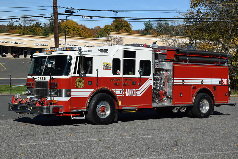 Central Nyack Fire Department 2-Tanker