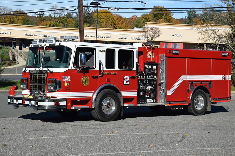 Central Nyack Fire Department 2-1250