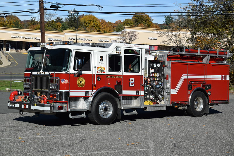 Central Nyack Fire Department 2-1500