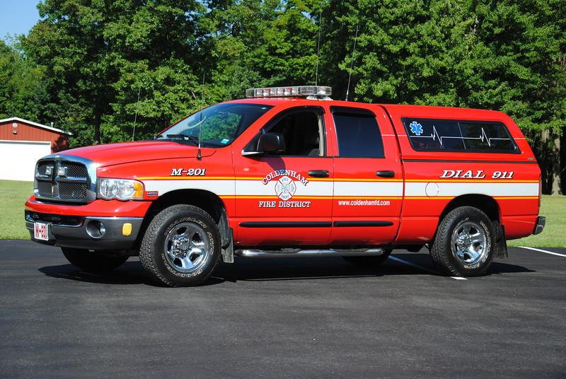 Coldenham Fire District 1st Responder 201